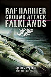 RAF Harrier Ground Attack: Falklands by Jerry Pook (2008-06-15)