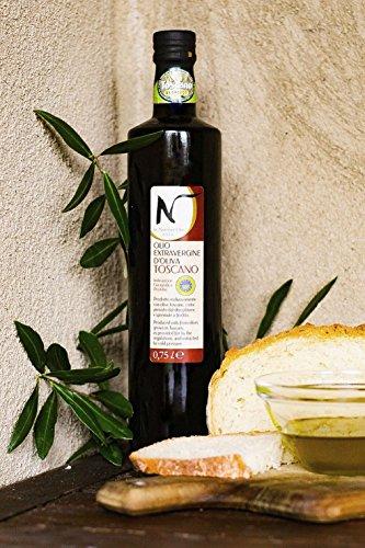 Olio extravergine d'oliva toscano IGP - Bottiglia lt. 0,75
