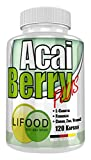Lifood Swiss Acai Berry Plus Extrakt plus L-Carnitin von Lonza und Chrom, Monatspackung, 1er Pack (1 x 90 g)