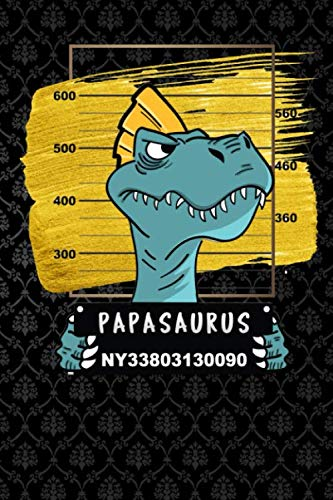 8e23d390b papasaurus: Lined Notebook / Diary / Journal To Write In 6