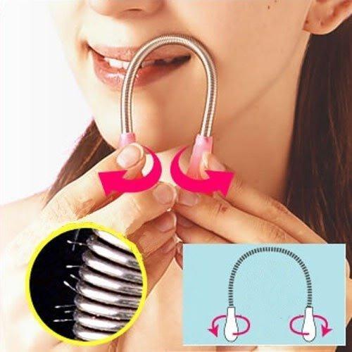 Face Facial Epistick Hair Epicare Stick Remover Removal Threading Epilator Tool