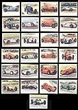Grand Prix History - Duesenberg, Alfa Romeo, Bugatti, Delage, Mercedes, Auto Union, Ferrari, Maserati, BRM, Lancia, Lotus - Collectors Cards