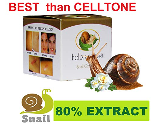 2 Celltone Baba De Caracol Snail Gel 100% Original Helix Aspersa Muller by 100% ORIGINAL