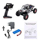 Lovelysunshiny Wltoys 10428-B2 1/10 2.4G 4WD Elektro-Off-Road-Klettern Crawler RC Car