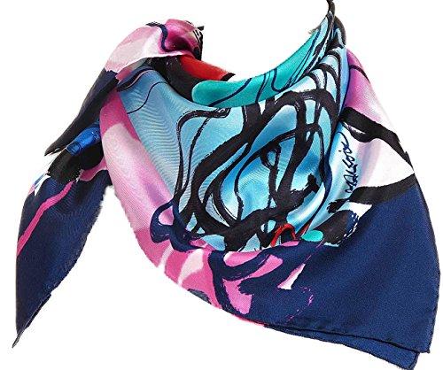 christian-lacroix-silk-scarf-navy-figurine