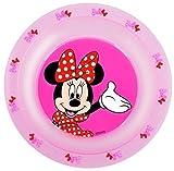 Esslernteller Disney Minni Maus rosa Kinder Teller