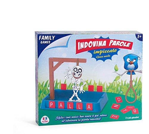 Family Games- Familygames Gioco dell'Impiccato, 144909