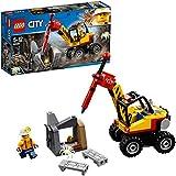 Lego Mining Power Splitter Break Up The Rocks And Discover The Treasure Inside