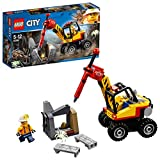 Lego City - Mining Spaccaroccia da Miniera, Multicolore, 60185