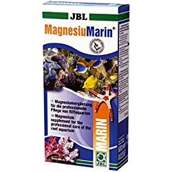 JBL MagnesiuMarin 24911 Magnesium-Ergänzung für Meerwasser Aquarien, 500 ml