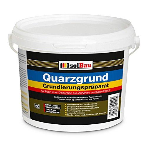 4 kg Quarzgrund Putz Grundierung Putzgrund Haftputzgrund Haftputzgrund