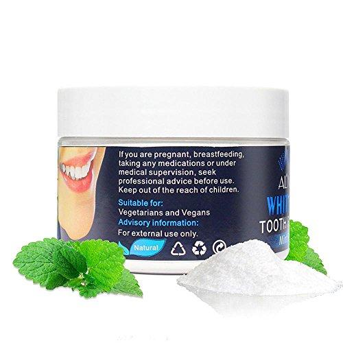Frische, Saubere Minze Zahnpasta (Shage Natürliche aktivierte grüne Minze Die Zahn-Zahn-Pulver Weiß Wird)