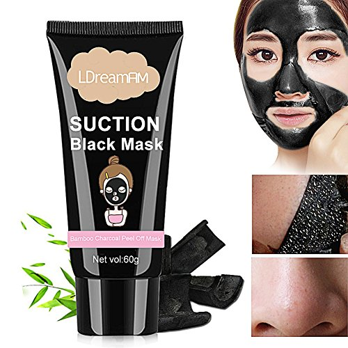 Black Mask,Mascarilla Exfoliante Facial,Mascarilla...