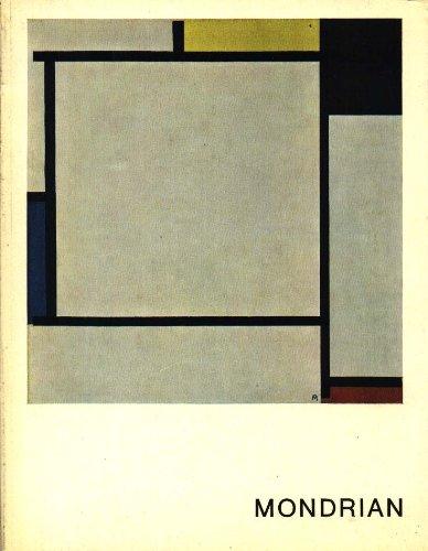 Mondrian. Catalogue Exposition Orangerie des Tuileries. du 18 01 1969 au 31 03 1969 par Michel Seuphor