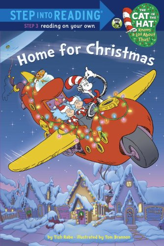 Home For Christmas (Dr. Seuss/Cat in the Hat) (Step into Reading) (English Edition)