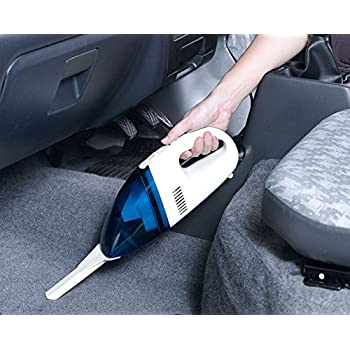 Orpio Portable Handheld Vacuum Cleaner for Car