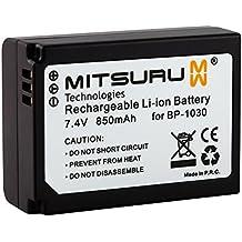 Mitsuru 6 W, 7,4 V, batteria originale per Samsung NX10/NX11/NX100/NX1100/NX200 fotocamera