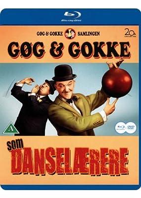 Gøg Og Gokke - Som Danselærere [Blu-ray + DVD] [Dänemark Import]