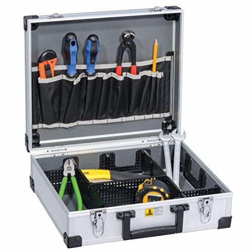 Allit Werkzeugkoffer, 1 Stück, silber, 425100 - 3