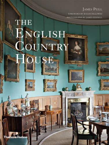 The english country house par James Peill