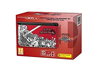 Console Nintendo 3DS XL - rouge + Super Smash Bros - édition limitée (B00MPQWEC4) | Amazon price tracker / tracking, Amazon price history charts, Amazon price watches, Amazon price drop alerts