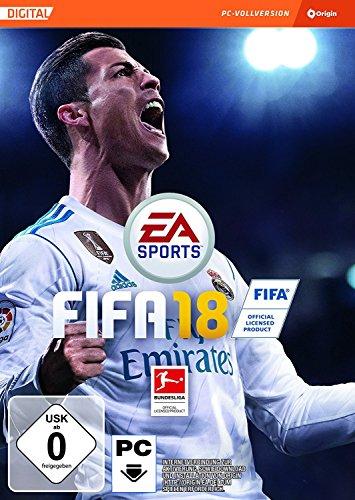 FIFA 18 - Standard Edition |PC Origin Instant Access