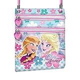 Disney Frozen Borsetta Tracolla Bustina Elsa e Anna Forever 17 cm