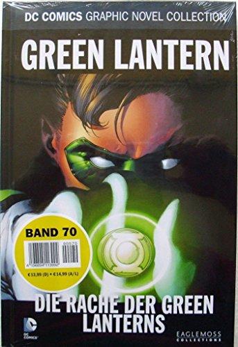 DC Comics Graphic Novel Collection 70:Green Lantern - Die Rache der Green Lanterns (Wonder Woman Kosten)