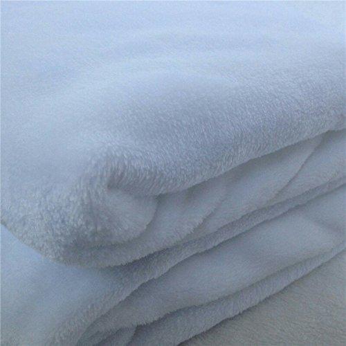 BDUK der Phantasie Rainbow und coral-sided Flanell Decke Studenten und wird für die Couch 1,6* 2.0