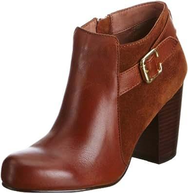 Moda in Pelle Women's Mornington Tan Ankle Boots MOR01 3 UK