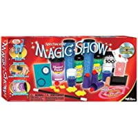 POOF-Slinky 0C470 Ideal 100-Trick Spectacular Magic Show Set with Instructional DVD Toy/Game/Play Child/Kid/Children