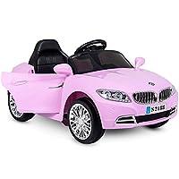 Volete che la vostra bambina guidi una macchina super accessoriata in totale sicurezza? Questa sportiva coupè modello cabrio in colore rosa, con il suo design accattivante e la massima cura ai dettagli, è una garanzia per il divertimento dei più picc...