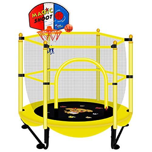 FLY FLQ Trampolin Indoor Klein/Outdoor Trampolin Für Kinder/Kinder Beste Geburtstagsgeschenke Gute Übungsgeräte