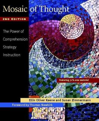 Mosaic of Thought( The Power of Comprehension Strategy Instruction)[MOSAIC OF THOUGHT 2/E][Paperback]