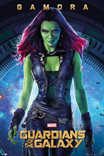 gb-eye-61-x-915-cm-guardians-of-the-galaxy-gamora-maxi-poster