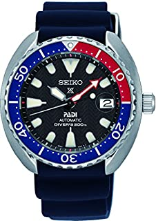 Seiko Mens Analogue Automatic Watch with Silicone Strap SRPC41K1 (B078W2WFH5) | Amazon Products