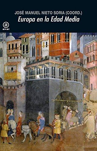Europa en la Edad Media (Universitaria) por José Manuel Nieto Soria