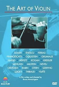 Art of Violin [DVD] [2010] [Region 1] [US Import] [NTSC]