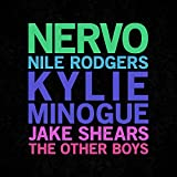 NERVO NILE RODGERS KYLIE MINOGUE & JAKE SHEARS The Other Boys (2017 UK limited edition 4-track 12 single pressed on Clear Vinyl featuring the single from Miriam & Olivia Nervo [originally released in 2015] with guest appearances fromthe Chic ...