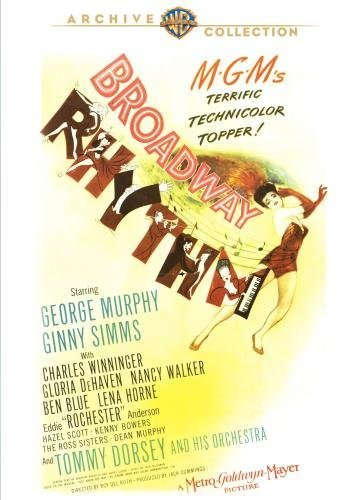 Bild von Broadway Rhythm by Ginny Simms, Charles Winninger, Gloria De Haven George Murphy