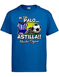 Camiseta De tal palo tal astilla Depor fútbol