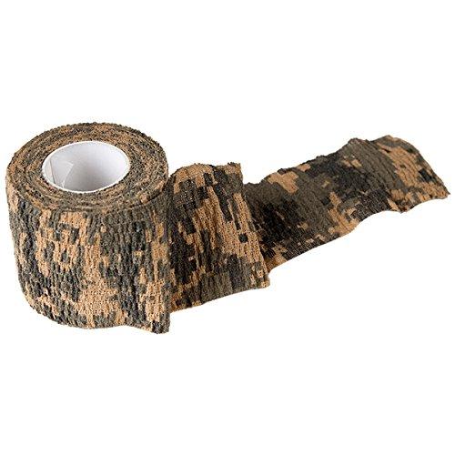 Helikon Selbsthaftende Camo Tape Digital Woodland (Digital Tape)