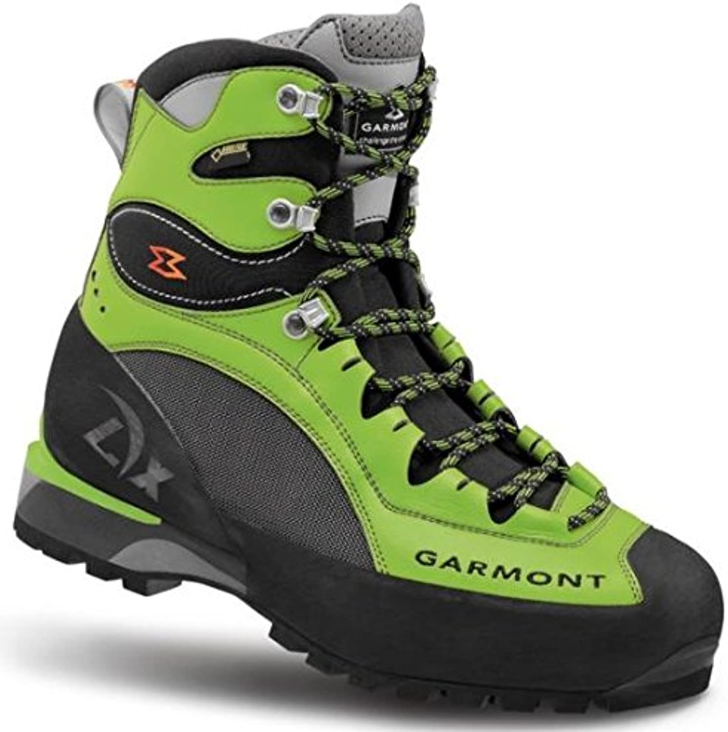 Garmont  Garmont Tower LX GTX  Acid Green/Silver  UK 7  41  Acid gree silver