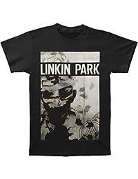 Kumiu Authentic LINKIN PARK Living Things Album Cover T-Shirt S M L XL XXL NEW