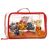 New Disney Store The Lion Guard Childrens Bath Toy Figures Set of 6 …
