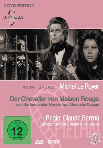 Bild von Der Chevalier von Maison Rouge [2 DVDs]