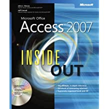 Microsoft Office Access 2007 Inside Out 1st by Conrad, Jeff, Viescas, John L. (2007) Paperback