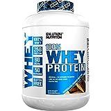 Evlution Nutrition 100% Whey, 25g de Proteína de Whey, 6g de BCAA, 5g...