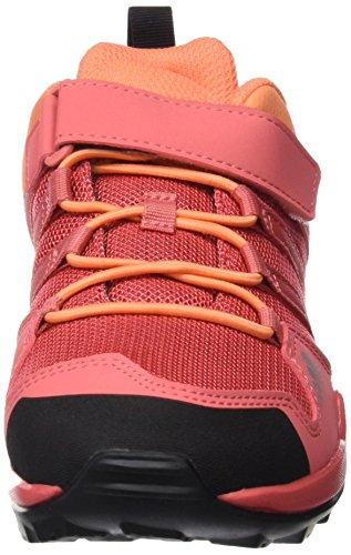 adidas Unisex-Kinder Terrex Ax2r Cf K Wanderschuhe Pink (Rostac/rostac/narsen)