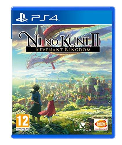 #Videojuego Ni No Kuni II: Revenant Kingdom por 19,35€